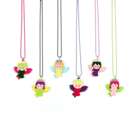 Apple Pie Jewellery Angel Necklace