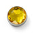MOGO Birthstone November - Citrine Charm