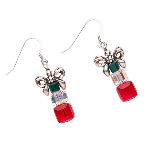 Custom Made Christmas Presents Earrings