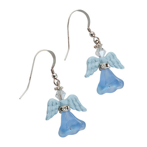 Custom Made Angel 99 Earrings
