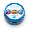 MOGO Tin of 3 Charms, MOGO Charm Collection - Fashionista (Tin of 3 Charms), MOGO Charms- Caitlin's Crafty Creations