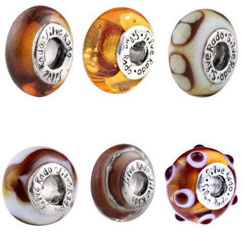 SilveRado Amber Bundle Murano Glass Bundle