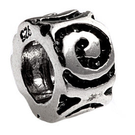 SilveRado Eternal spacer Sterling Silver Spacer