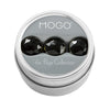 MOGO Tin of 3 Charms, MOGO Paige - Onyx (Tin of 3 Charms), MOGO Charms- Caitlin's Crafty Creations