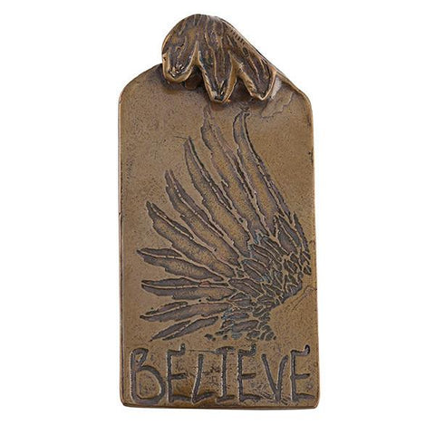 Custom Made Believe Pendant