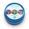 MOGO Tin of 3 Charms, MOGO Charm Collection - Pocket Pups (Tin of 3 Charms), MOGO Charms- Caitlin's Crafty Creations