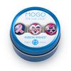 MOGO Tin of 3 Charms, MOGO Charm Collection - Ribbon Wishes (Tin of 3 Charms), MOGO Charms- Caitlin's Crafty Creations