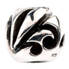 SilveRado Abstract Music Sterling Silver Charm