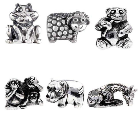 SilveRado Animals Bundle Sterling Silver Bundle