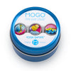 MOGO Tin of 3 Charms, MOGO Charm Collection - Yoga Safari (Tin of 3 Charms), MOGO Charms- Caitlin's Crafty Creations