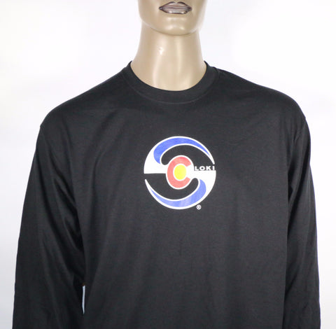 Men's Long Sleeve - Black