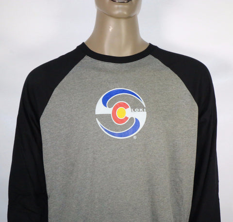 Men's Long Sleeve - Gray / Black