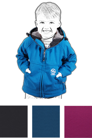 Kid's Mountain Jacket