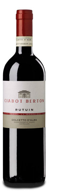 Recipe to pair with the Rutuin wine (Dolcetto - Piemonte, It)