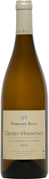 CROZES HERMITAGE - TERRE BLANCHES