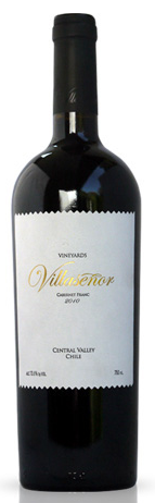 Villasenor Cabernet Franc - Great boutique wine