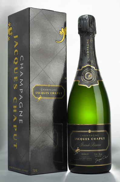 CHAMPAGNE JACQUES CHAPUT - GRANDE RESERVE