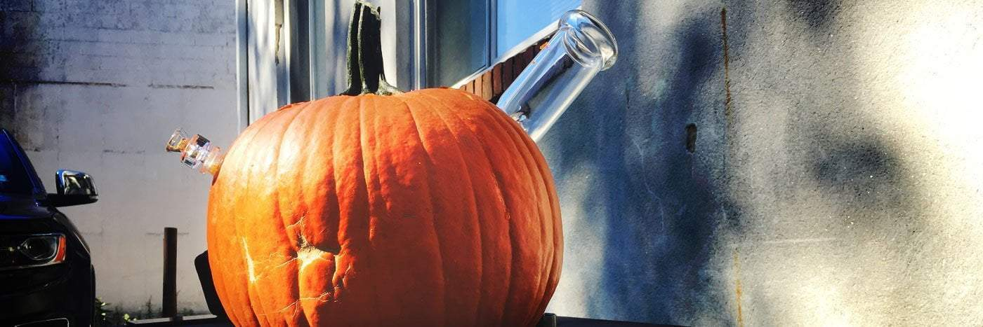 8 Steps to Building a Pumpkin Bong 🎃