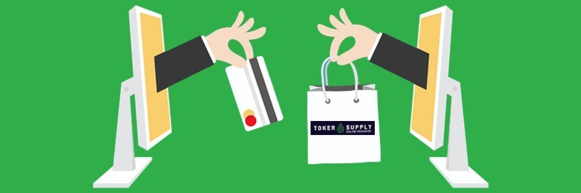 toker supply shopping online graphic