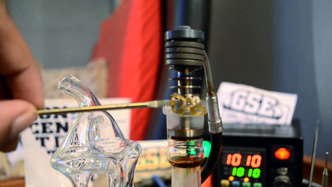 How long do you heat a dab nail? — Toker Supply