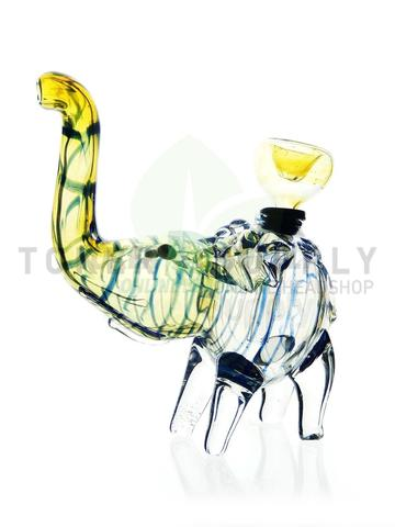 elephant bubbler
