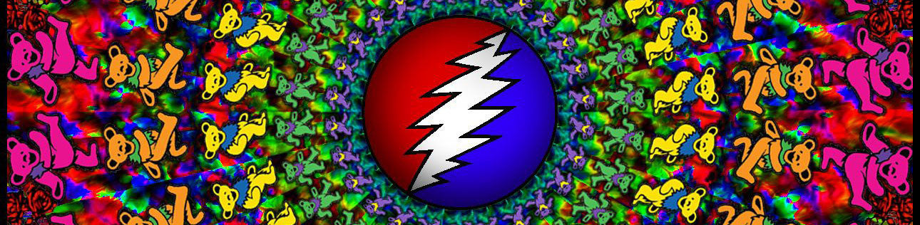 Grateful Dead Graphic for 420