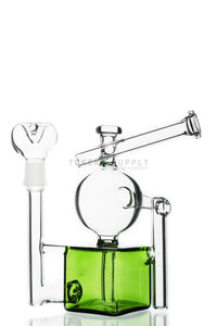 "6"" Box Style Recycler Rig - Toker Supply"