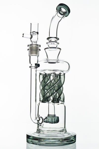 6 Chamber Showerhead Incycler Water Pipe - Toker Supply