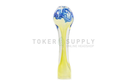 Chillum Glass Pipe