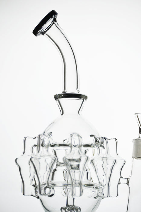 Eight-Arm Chandelier Recycler - Toker Supply