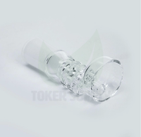 Female Wry Neck Quartz Nail