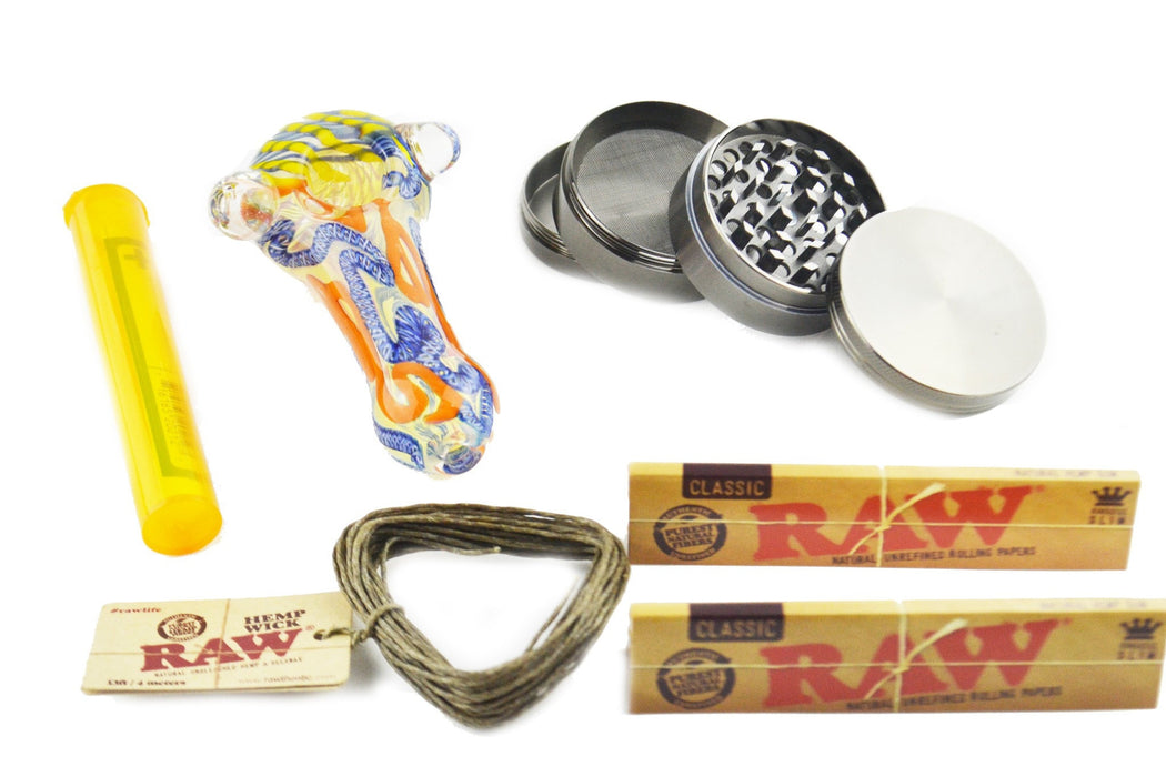 Glass Pipe Bundle Deal - Toker Supply
