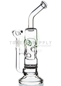 Honeycomb Perc Swiss Chamber Water Pipe