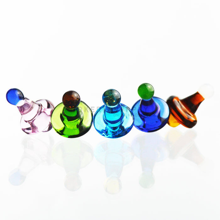 Nipple Quartz Banger Carb Cap - Toker Supply