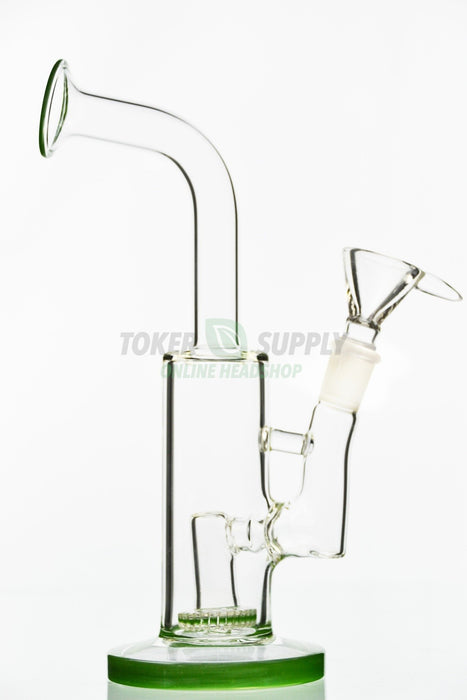Showerhead Perc Bent Neck Water Pipe