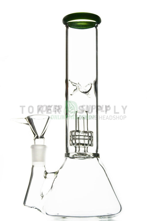 Stereo Matrix Beaker Bottom Water Pipe