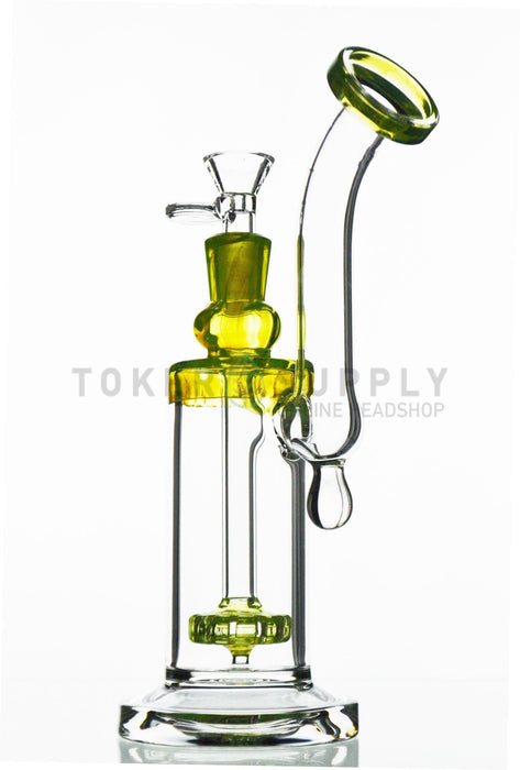 """Super Stacks"" Showerhead Perc Water Pipe - Toker Supply"