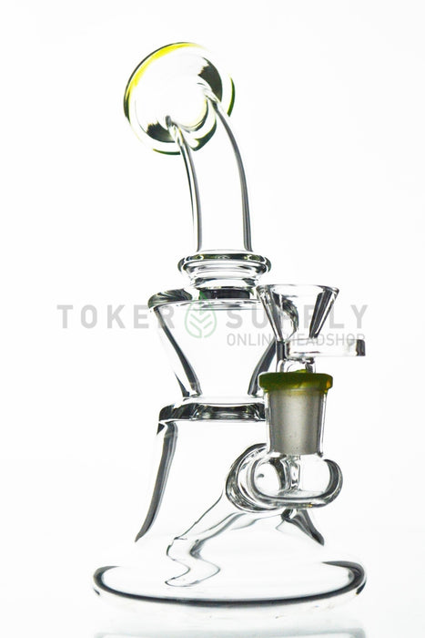 "The ""Flavor God"" Micro Rig - Toker Supply"