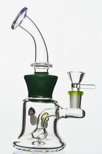 "The ""Slyme Shroom"" Banger Hanger Vapor Rig - Toker Supply"
