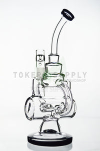 "The ""Wedding Cake"" Double Chamber Hammerhead Recycler"