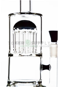 Toker Supply- 13 Arm Tree Perc to Showerhead Perc Bong