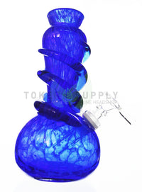 Toker Supply - Colored Glass Water Pipe