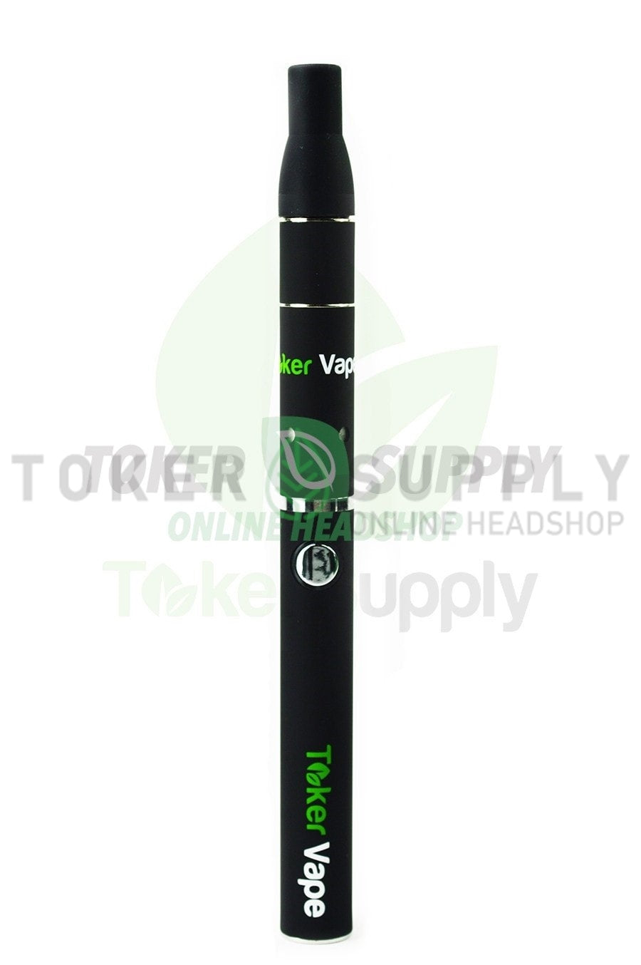 Cheap herbal vaporizers - Toker Vape Dry Herb Vaporizer Black