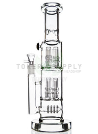 "TokerSupply - ""Fat Guy"" Triple Chamber Water Pipe"