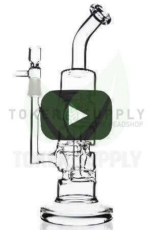 "TokerSupply - ""Stacked"" Water Pipe"