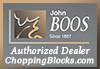 John Boos Authorized Dealer