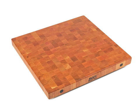 John Boos Cherry Butcher Block Island Top