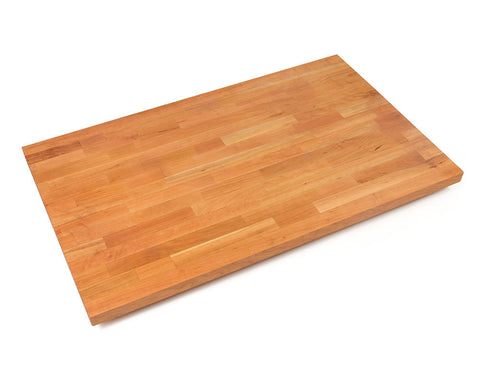 John Boos Blended Cherry Countertop Profile