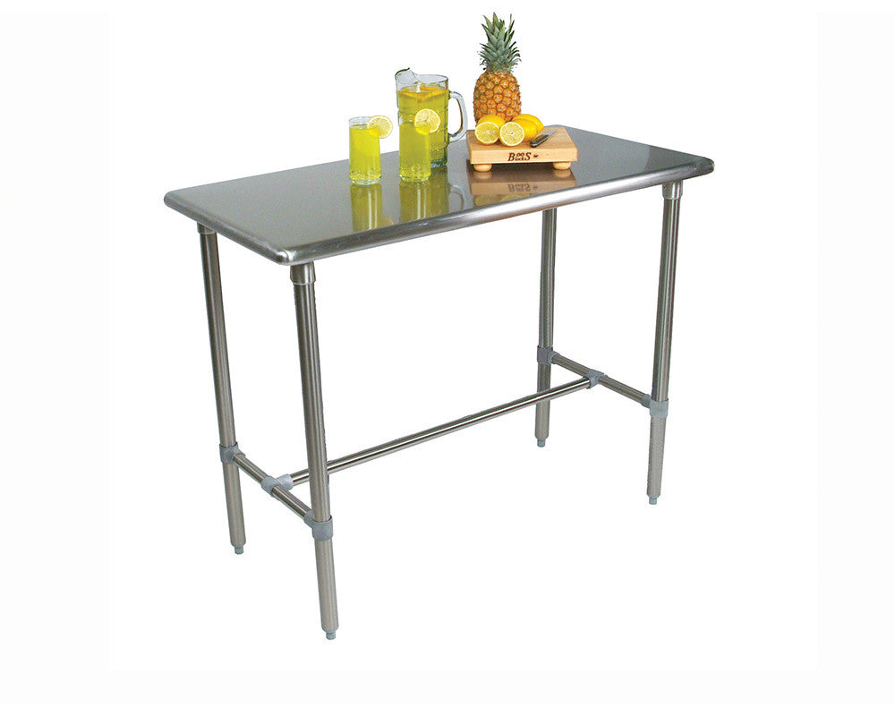John Boos Cucina Classico Stainless Steel 40 Inch
