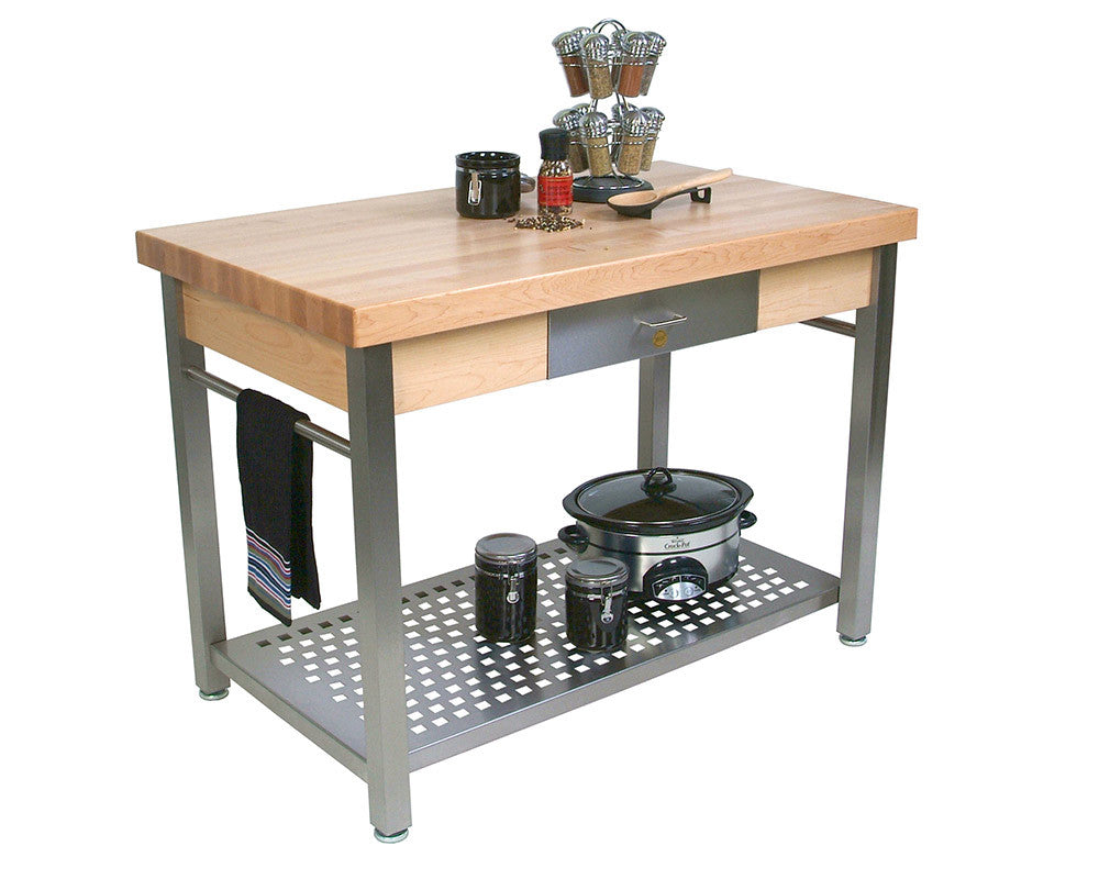 John Boos Cucina Grande Table